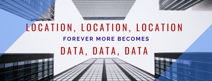 Location Becomes Data