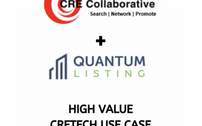 CRE Collaborative and Quantum Listing's David Permutter and Andreas Senie talk high value CRETech use case