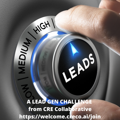Lead Gen Challenge from CRE Collaborative